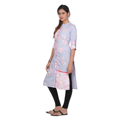 Awesome Women's Grey Kurta