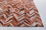 LEATHER PATCHWORK RUGS