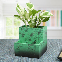 Jelity table planter & stationary holder