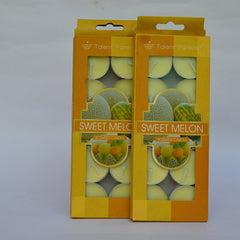 Scented Sweet Melon Tealight Candles - 20