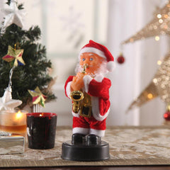 Christmas Musical Dancing Santa, Battery Operated