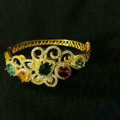 Antique Gold Plated Bracelet