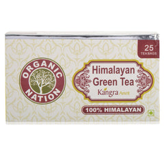 Organic Nation Kangra Amrit Himalayan Green Tea