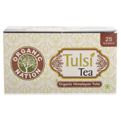 Organic Nation Tulsi Envelope Tea Bags 25's