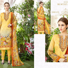 SELF EMB ON NECK SALWAR SUITS