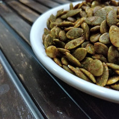 Yummy Medium Spiced Peri Peri Pumpkin Seeds