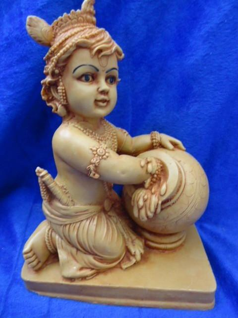 Krishna Idol 8inch 800gm