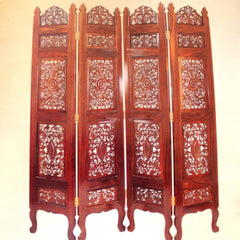 Carved Partition