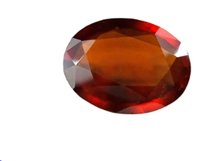Divya Shakti 9.25 - 9.50 Ratti  / Gomedhikam / Hessonite ( GOMED STONE ) 100 % Original Certified Natural Gemstone AAA Quality