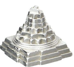 Divya Shakti Parad / Mercury Sri Yantra / Shree Yantra 200 gm For Diwali Pooja