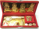 Divya Shakti Sampoorna Dhan Lakshmi Kripa Mahayantra for gain of wealth ( Diwali pooja item )