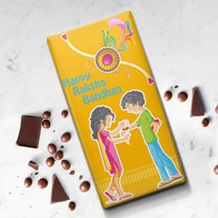 Rakhi Card Bar