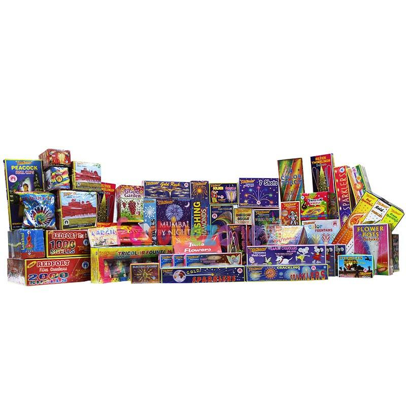 Diwali Crackers Combo