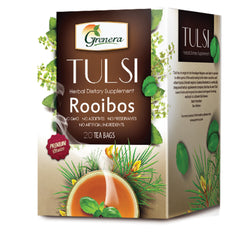Tulsi Rooibos Infusion-20 Tea bags  / box