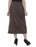 DRAP WOMEN'S LONG SKIRT