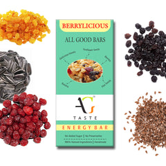Energy Bar – Berrylicious