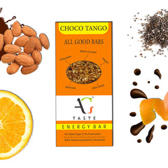 Energy Bar – ChocoTango