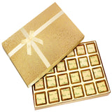 Diwali Chocolates -  Golden 24 pcs Assorted Chocolate Box