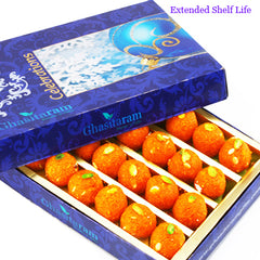 Diwali Gifts sweets-Motichoor Laddoo Box (200 gms)