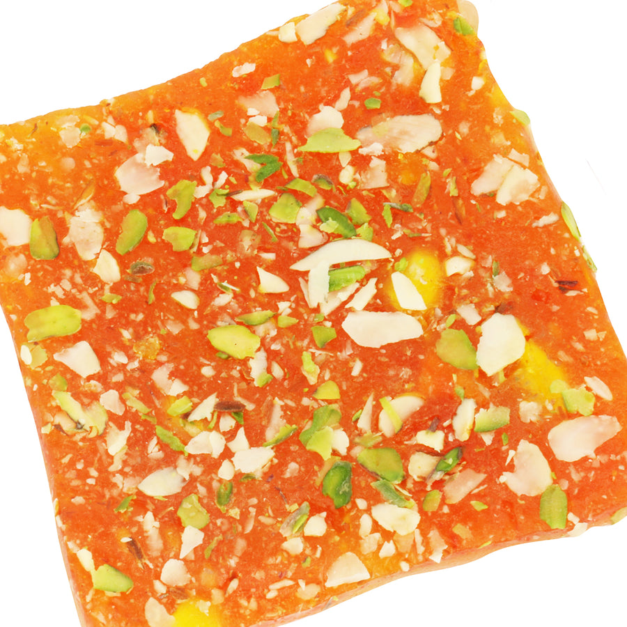 Diwali Gifts Sweets- Orange Ice Halwa (400 gms)