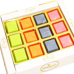 Diwali Chocolates- Assorted Fruit  Chocolate Box