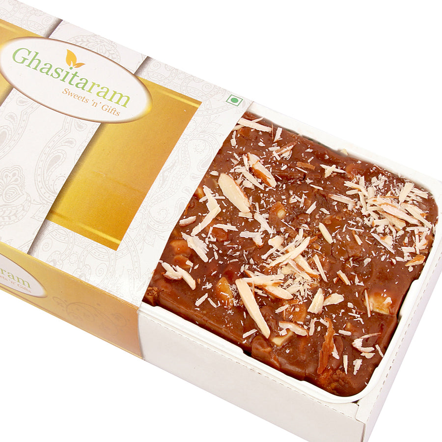 Ghasitaram Gifts Bournvita  Fudge