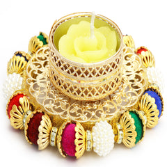 Diwali Candles- Coloured Balls  T-Lite
