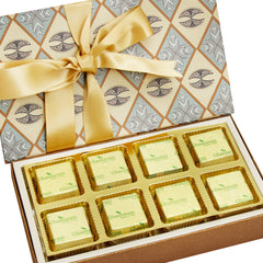 Diwali Chocolates- Grey 8 pcs Chocolate Box