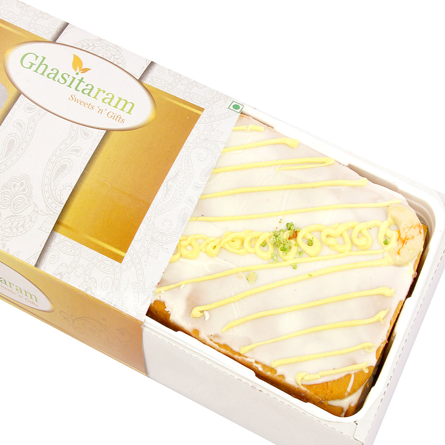 Ghasitaram Gifts Mango Irish Cake