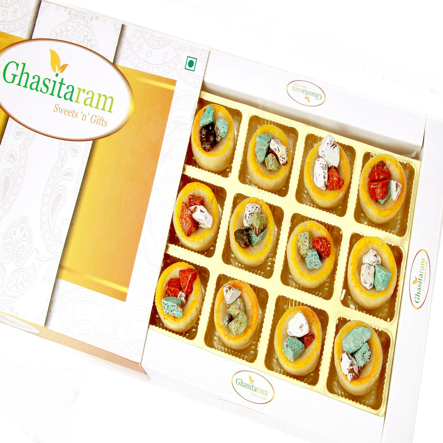 Diwali Gifts Sweets- Rock Chocolate Cups 12 pcs