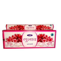 Gulab  Incense Sticks 6 box pack