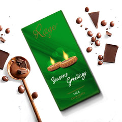 Rage Seasons Greetings Milk Chocolate