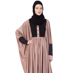 Fashionable butterfly Kaftan Abaya