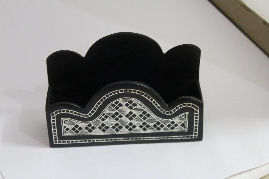 Bidri kangoora Visiting card holder national design
