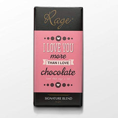 Rage I Love you more than I Love Chocolate - Signature Blend