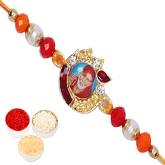 Rakhi for Brother Rakhis Online - Sai Baba Rakhi