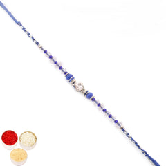 Rakhi for Brother Rakhis Online - FT- 8173 Fancy Thread Rakhi