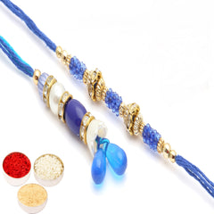 Rakhis Online- Siblings Truest Bonding Bhaiya Bhabhi Rakhi