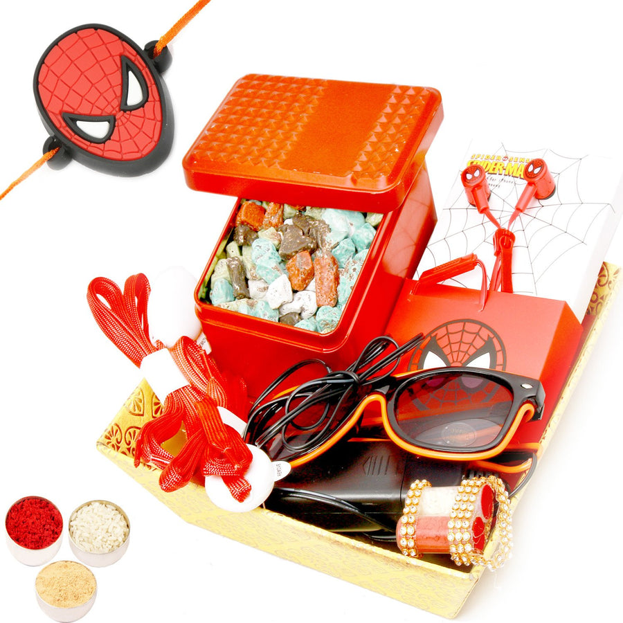Kids Gifts with Rakhi-Funky Kids Hamper