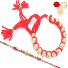 Rakhis Online- Reflection of Truth Bhaiya Bhabhi rakhi