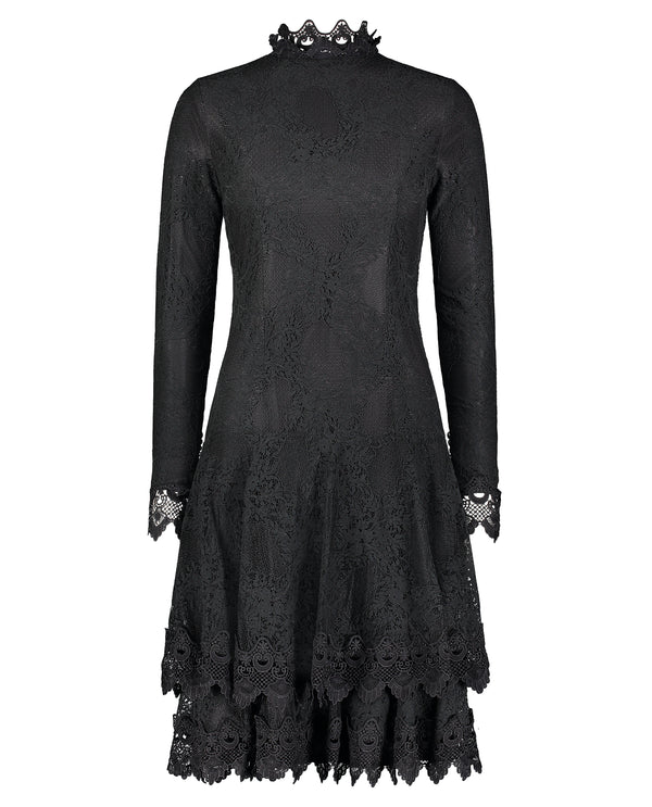 Two Tier Lace Dress