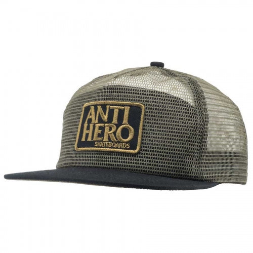 9a31c549 Anti Hero Reserve Patch All Mesh Trucker Hat – Khyber Pass