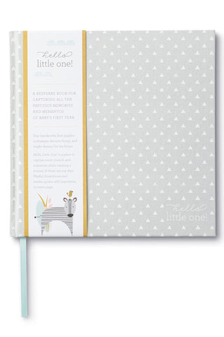 Baby Journal - Hello little one