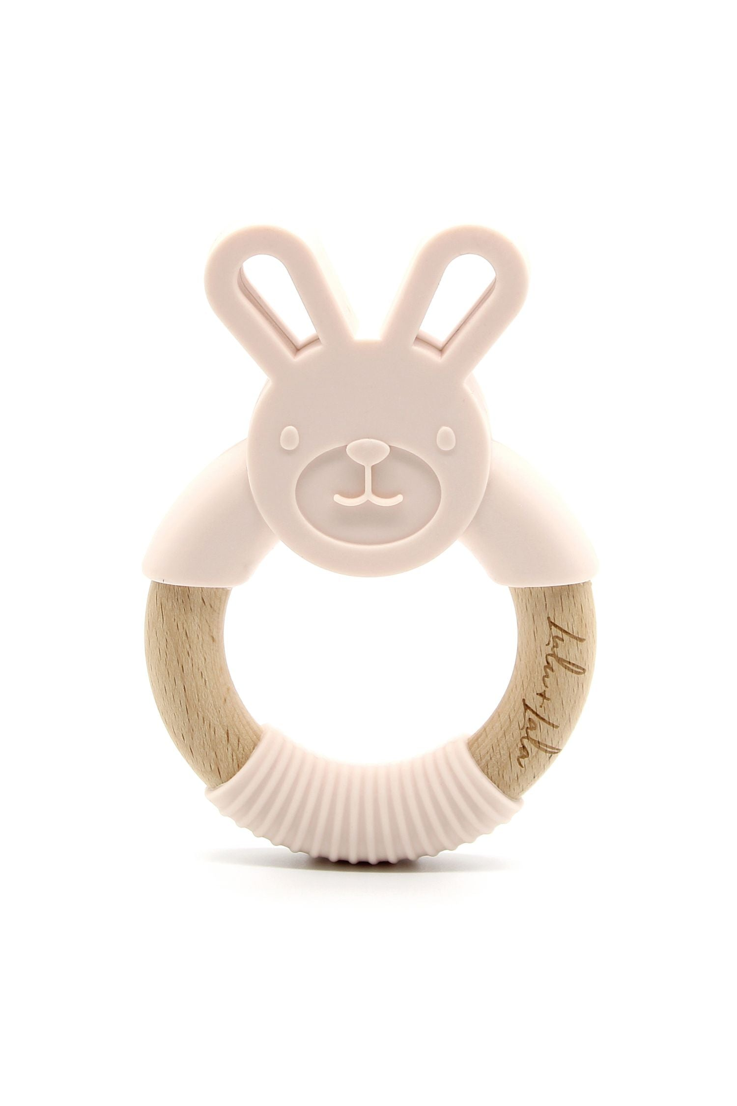 Rhyan rabbit - nude - blush pink