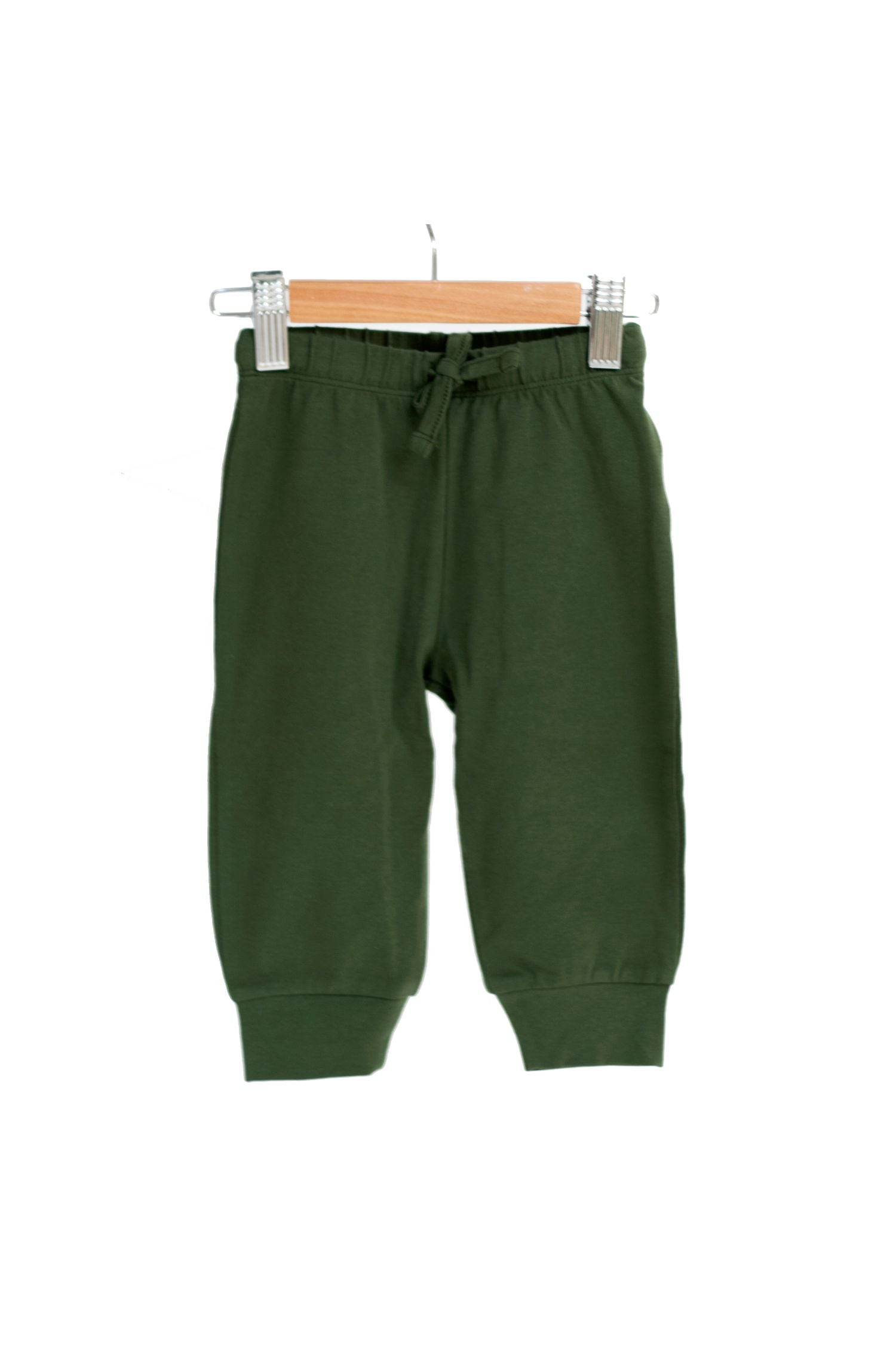 Fleece pants - Pine