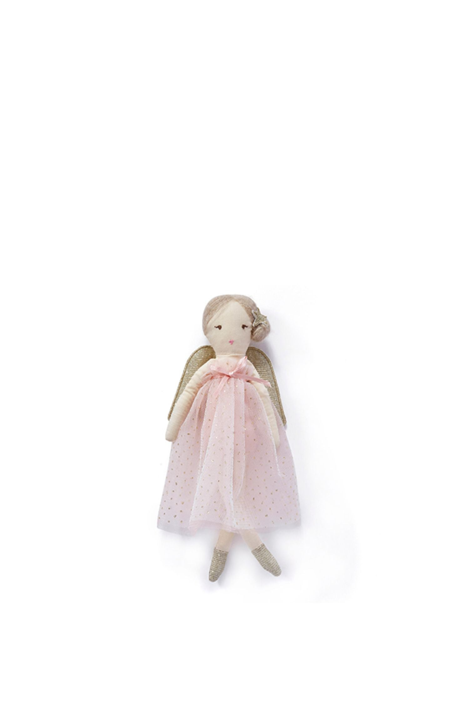 Mini Arabella the angel pink