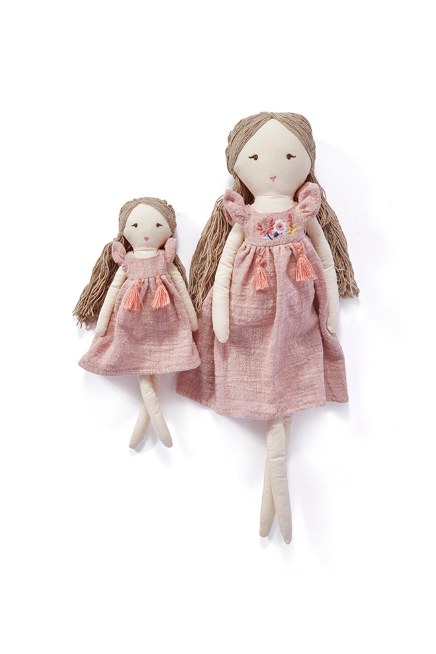 Baby Daisy doll - pink