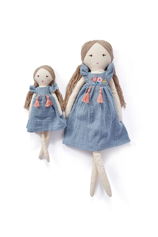 Baby Lily doll - Blue
