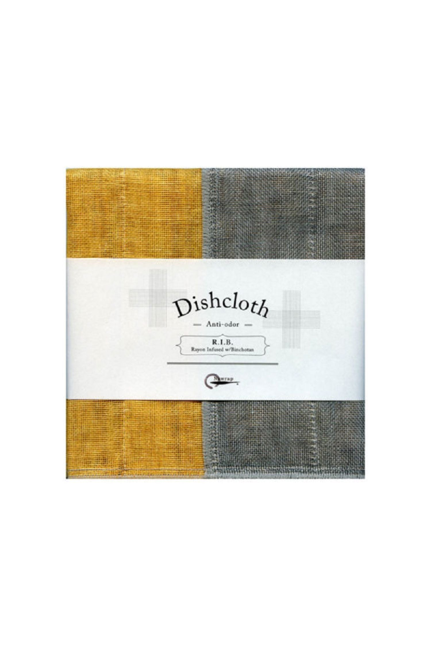 Dishcloth - Nawrap - Tangerine