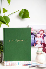 Grandparent - Moments to Remember - Emerald